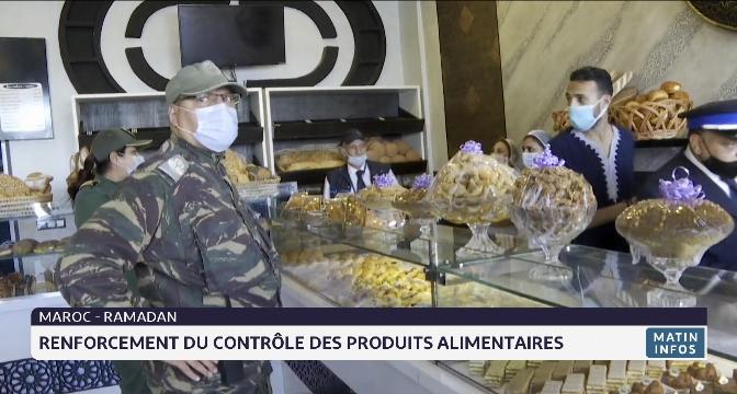 Maroc-Ramadan: renforcement du contrôle des produits alimentaires