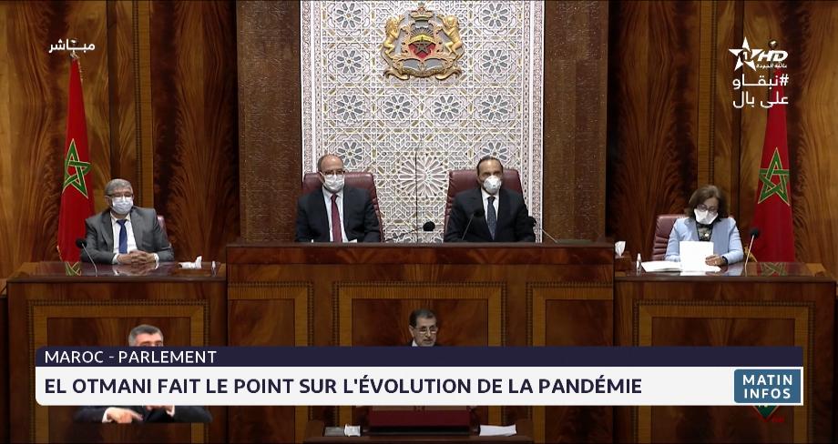 Parlement: Saad Eddine Otmani fait le point sur les restrictions décidées pendant le Ramadan