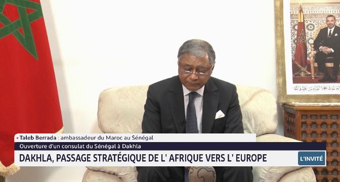 Taleb Berrada explique l'importance de l'Afrique pour la diplomatie marocaine