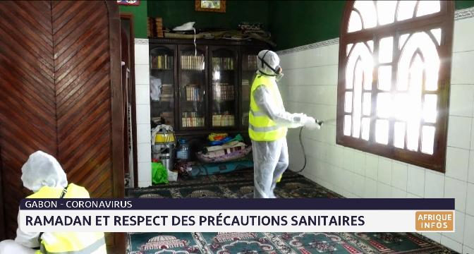 Gabon: Ramadan et respect des précautions sanitaires
