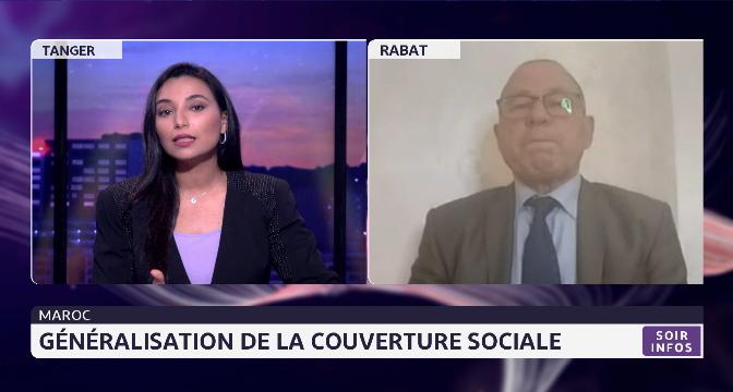 Généralisation de la protection sociale: retour en détail sur un projet d'envergure, avec Hafid Oualalou