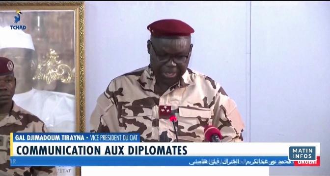 Tchad: l'armée rassure sur la durée de la transition