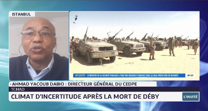 Tchad: climat d'incertitude après la mort de Déby. Analyse de Ahmad Yacoub Dabio