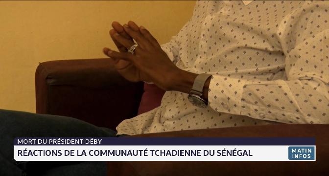 Mort du président Déby: les réactions de la communauté tchadienne du Sénégal