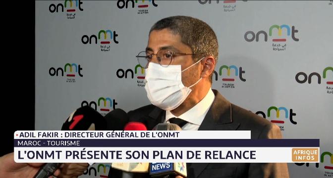 Maroc-Tourisme: l'ONMT présente son plan de relance
