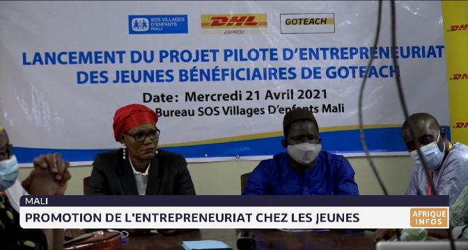Mali: Entrepreneuriat des jeunes défavorisés