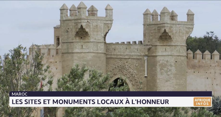 Maroc: les sites et monuments locaux à l'honneur