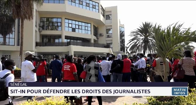 Sénégal: Sit-in pour défendre les droits des journalistes