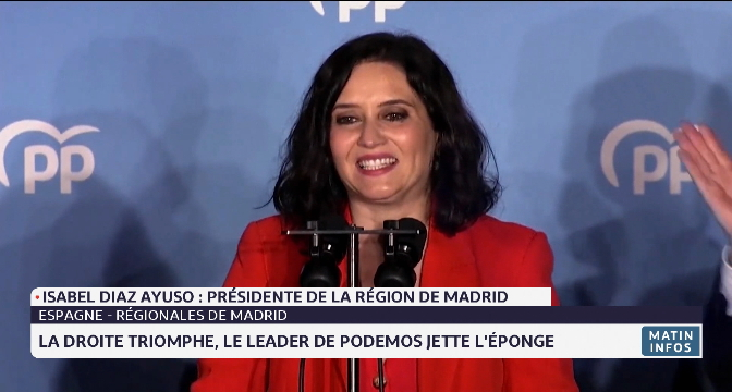 Espagne: la Droite triomphe, le leader de Podemos jette l'éponge