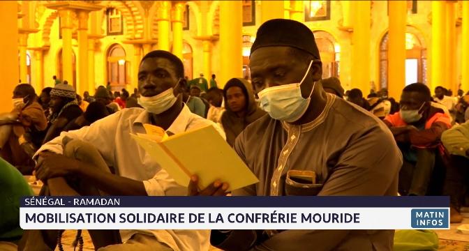 Sénégal: mobilisation solidaire de la confrérie mouride
