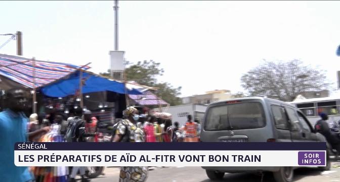 Sénégal: les préparatifs de Aïd Al-Fitr vont bon train
