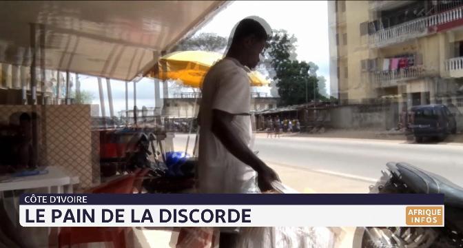 Côte d'Ivoire: le pain de la discorde