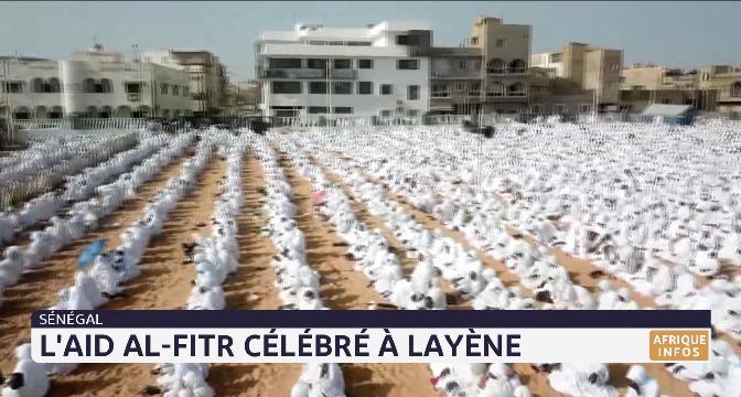 Sénégal: Aïd Al-Fitr célébré à Layène