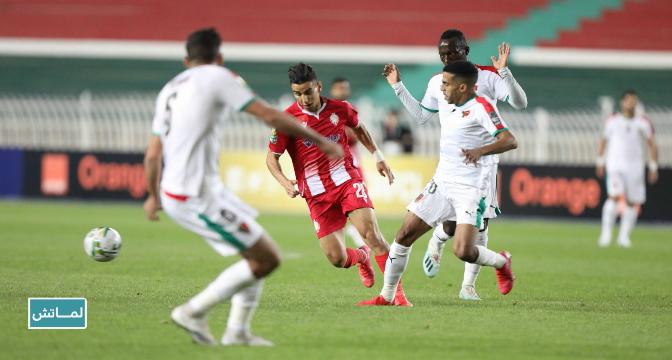دوري أبطال إفريقيا .. الوداد يعود بالتعادل من ملعب مولودية الجزائر في ذهاب ربع النهائي