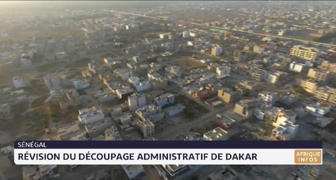 Sénégal: révision du découpage administratif à Dakar