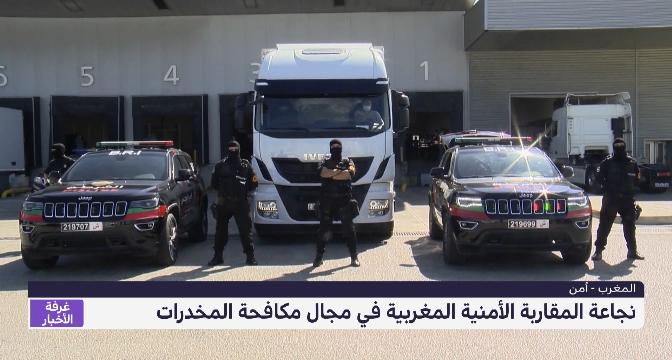 نجاعة المقاربة الأمنية المغربية في مجال مكافحة المخدرات