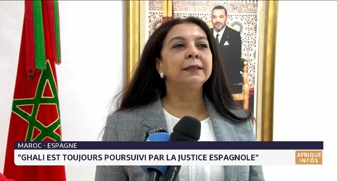 Karima Benyaich: le recours au même procédé pour l'exfiltration de Brahim Ghali ne fera qu'aggraver la crise