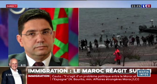 Bourita: le Maroc n'a pas de problème avec l'UE