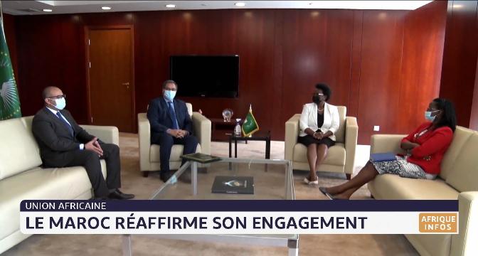 Union africaine: le Maroc réaffirme son engagement
