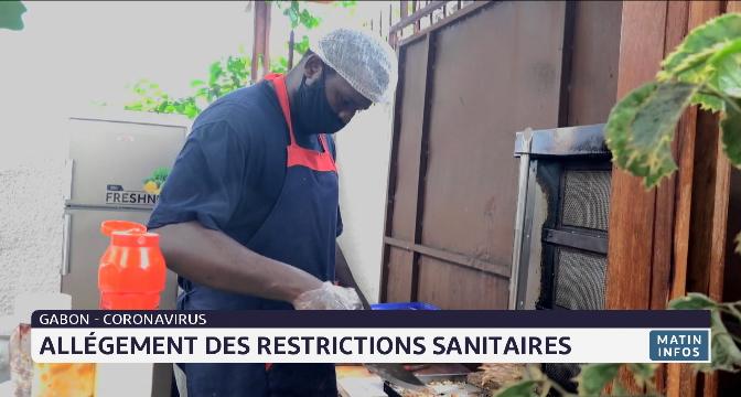 Gabon: allègement des restrictions sanitaires