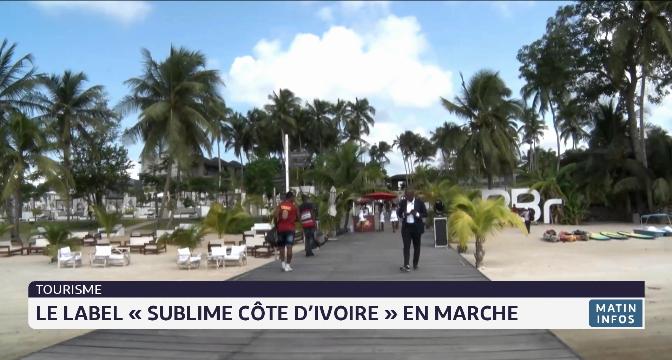 """Tourisme: le label """"sublime Côte d'Ivoire"""" en marche"""