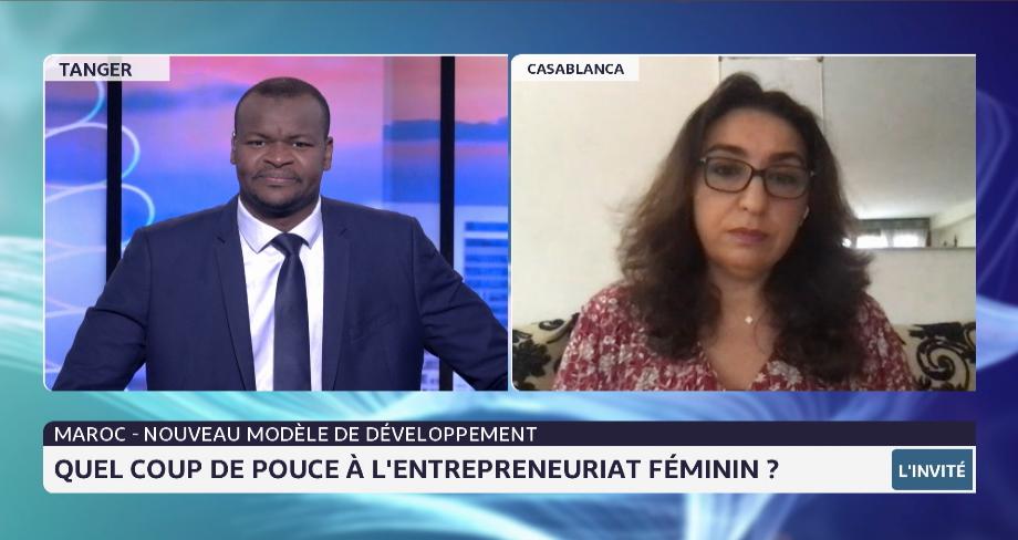 Quel coup de pouce à l'entrepreneuriat féminin au Maroc? le point avec Leila Doukkali
