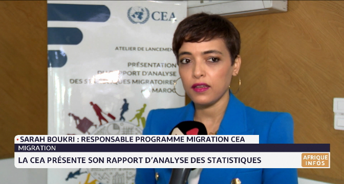 Migration: la CEA présente son rapport d'analyse des statistiques