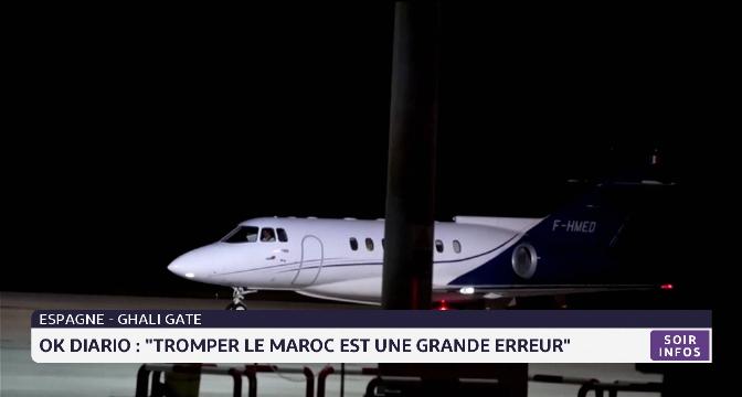 "OkDiario: ""tromper le Maroc est une grande erreur"""