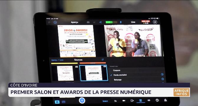 Côte d'Ivoire: premier salon et awards de la presse numérique