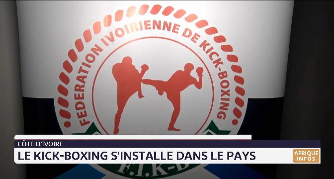 Côte d'Ivoire: le kick-boxing s'installe dans le pays