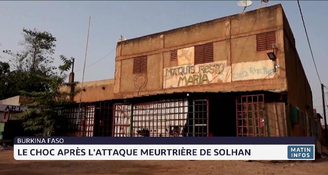 Burkina Faso: le choc après l'attaque meurtrière de Solhan