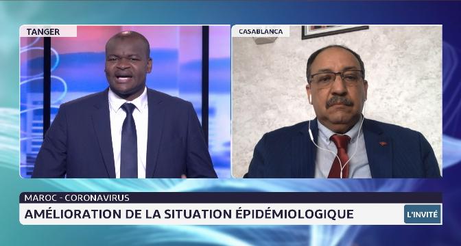 Covid-19: la situation épidémiologique s'améliore au Maroc. Le point avec Moulay Said Afif