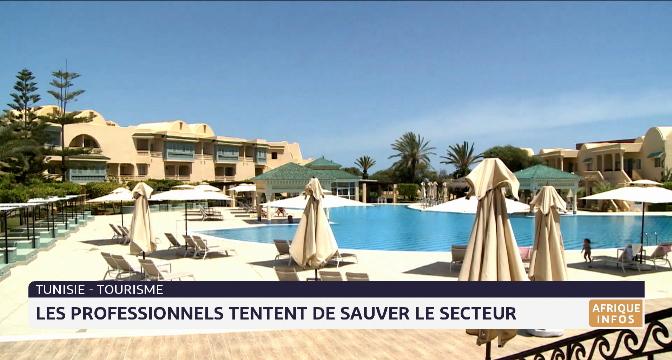 Tunisie: les professionnels du tourisme tentent de sauver le secteur