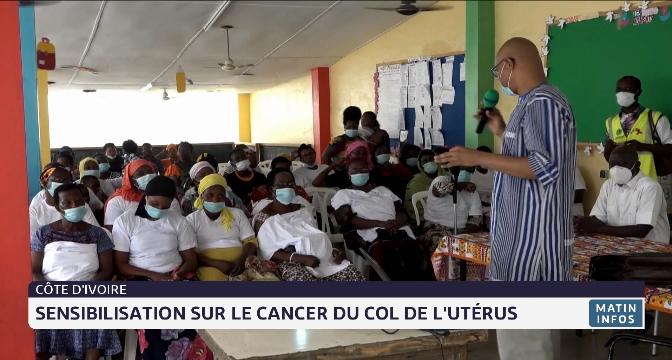 Côte d'Ivoire: sensibilisation sur le cancer du col de l'utérus