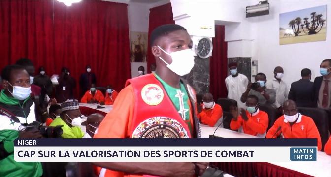 Niger: cap sur la valorisation des sports de combat