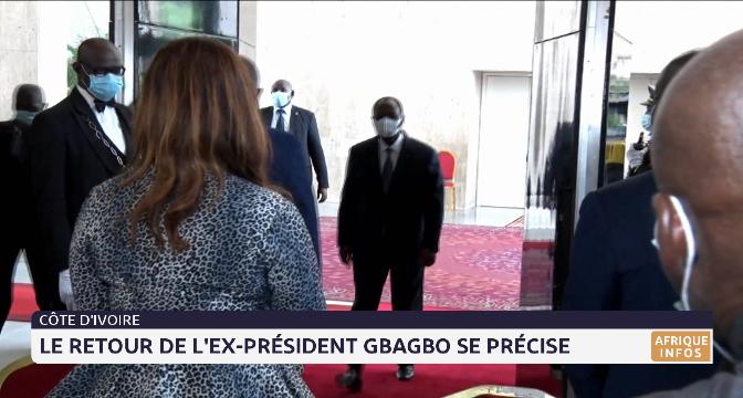 Côte d'Ivoire: le retour de l'ex-président Gbagbo se précise