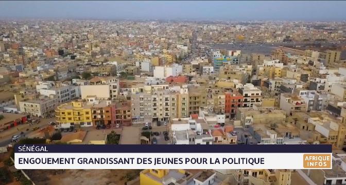 Sénégal: engouement grandissant des jeunes pour la politique