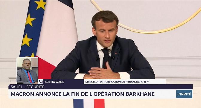 Fin de l'opération Barkhane: Comment comprendre l'annonce du président français? Explications de Adama Wade