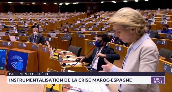 Parlement-Espagne: instrumentalisation de la crise Maroc-Espagne