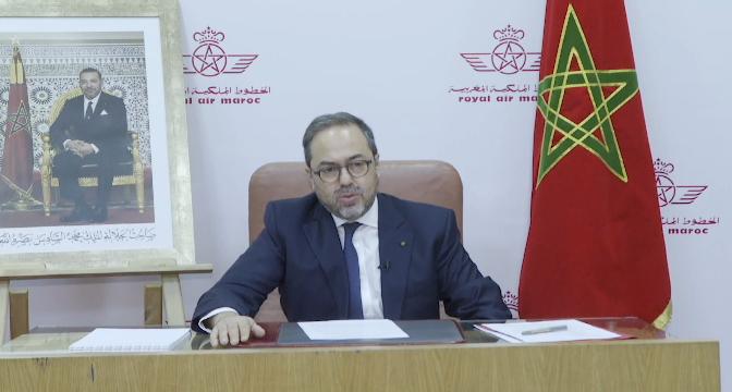 Abdelhamid Addou explique certains prix élevés affichés sur le site de RAM