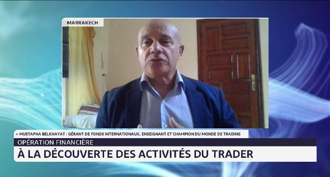 Opérations financières: à la découverte des activités des traders