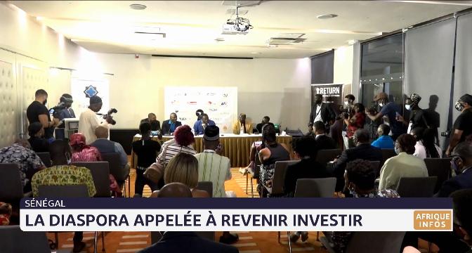 Sénégal: la diaspora appelée à revenir investir