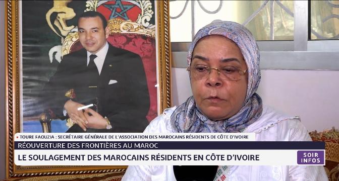 Réouverture des frontières au Maroc: le soulagement des Marocains résidents en Côte d'Ivoire