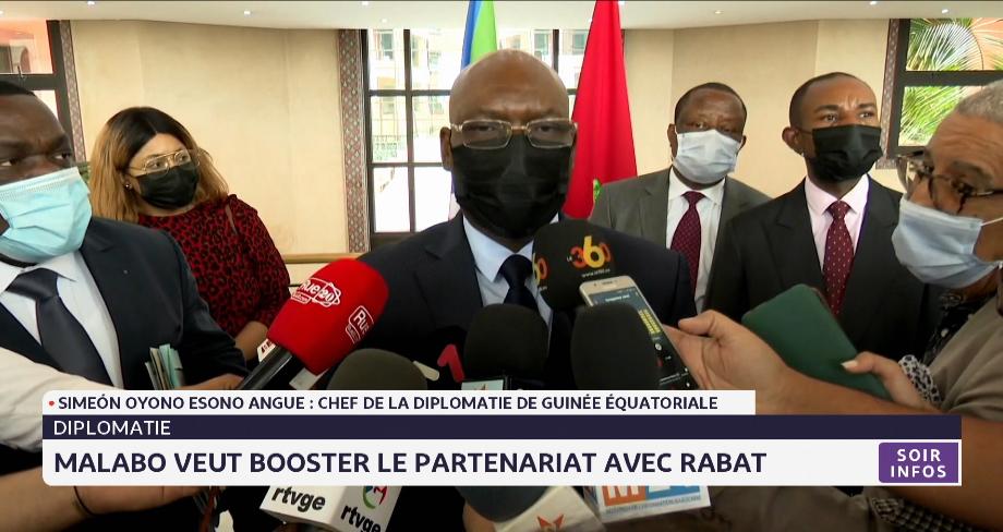 Diplomatie: Malabo veut booster le partenariat avec Rabat