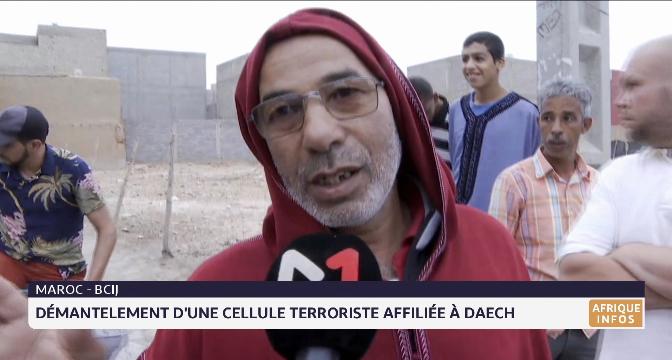 Maroc-BCIJ: démantèlement d'une cellule terroriste affiliée à Daesh