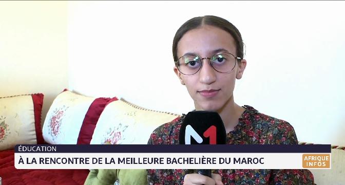 Education: à la rencontre de la meilleure bachelière du Maroc