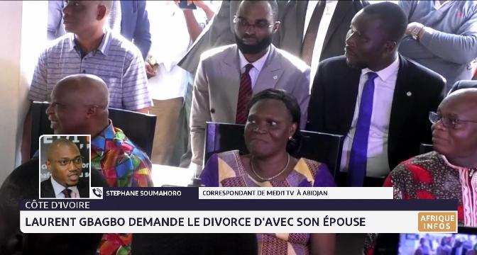 Côte d'Ivoire: Laurent Gbagbo demande le divorce d'avec son épouse