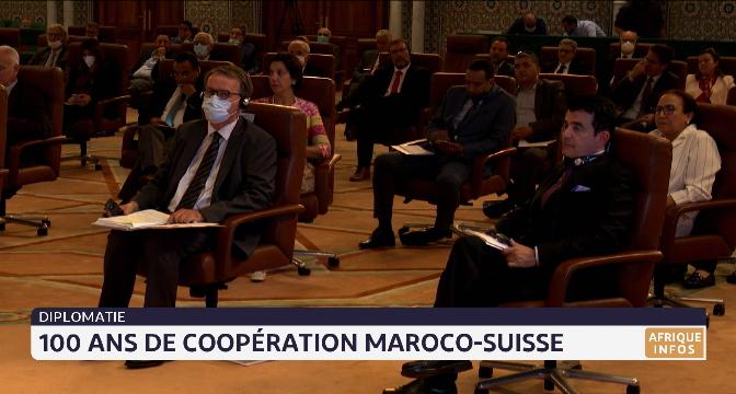 Diplomatie: 100 ans de coopération marocco-suisse