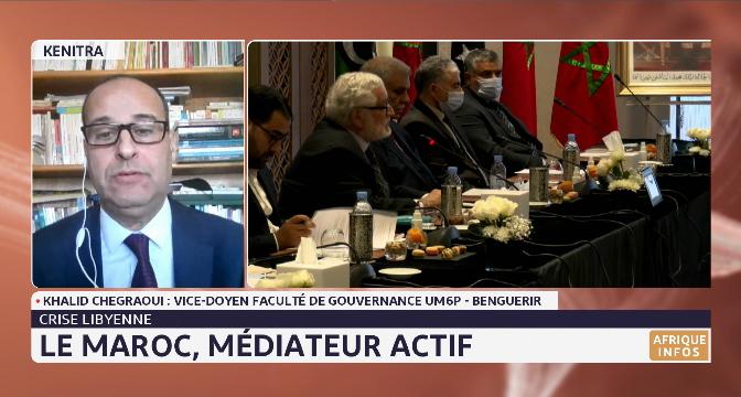 Crise libyenne: le Maroc, médiateur actif. Analyse Khalid Chegraoui