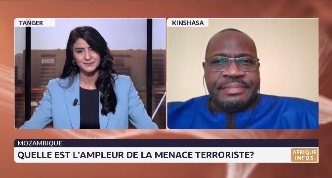 Insurrection terroriste au Mozambique: Henri Désiré Nzouzi fait le point sur la situation